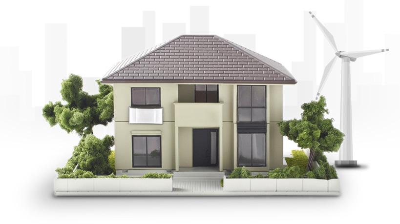 Модель домика.Разработка корпоративный сайта Инвесты в Краасноярске